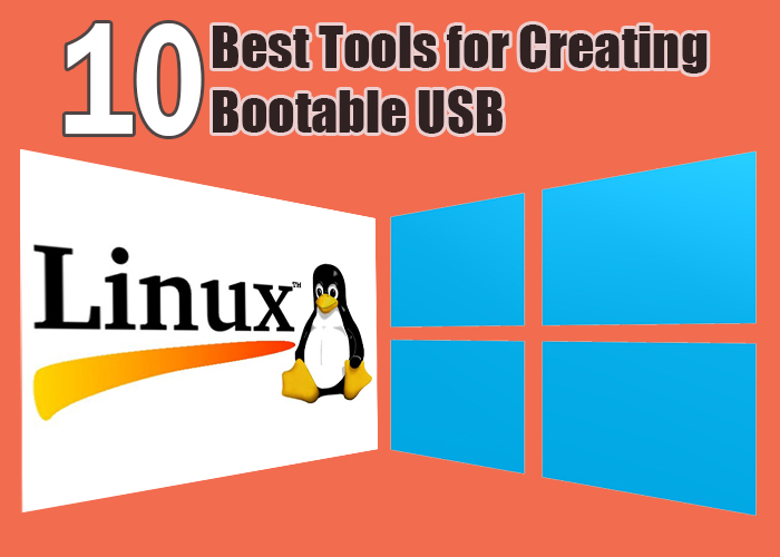 10 best tools to create bootable usb