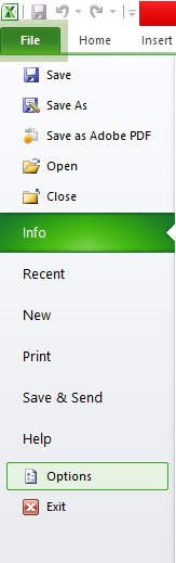 Turn off or disable automatic hyperlinks in excel