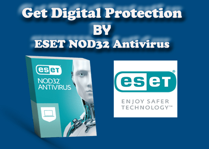 ESET NOD32 antivirus, internet security
