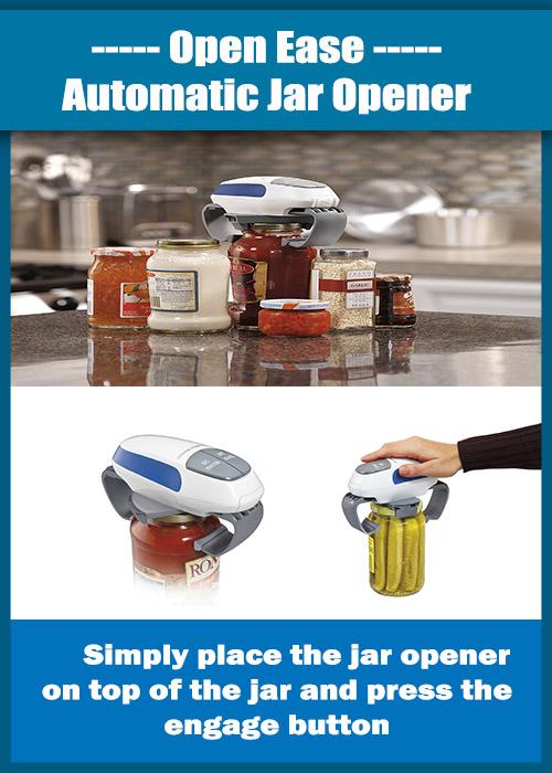 Hamilton Automatic Jar Opener