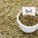 Vitamin E in Dried Basil