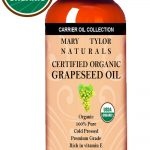 Vitamin E in Grape seed oil