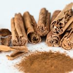 Vitamin E in cinnamon grounded