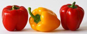 Vitamin E in Paprika