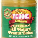 Peanut Butter vitamin and mineral fortified