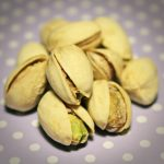 Vitamin E in pistachios