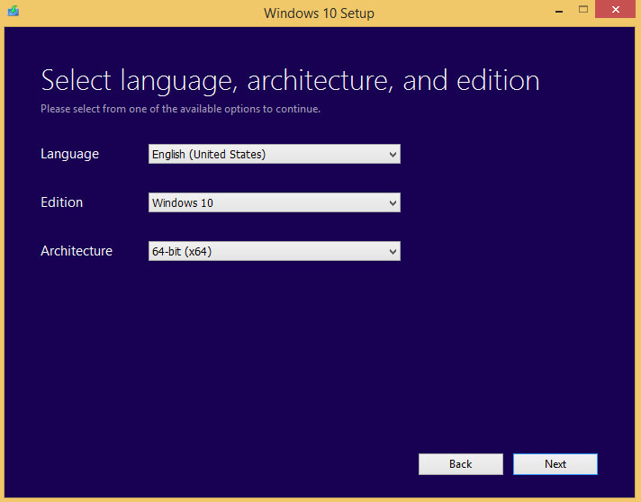 How to create windows 10 installation media using media creation tool3