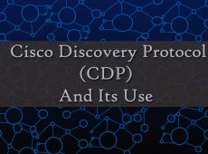 cisco discovery protocol and its use