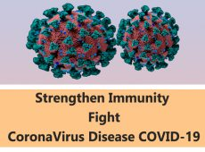 Strengthen Immunity fight CoronaVirus