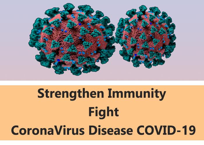 Strengthen Immunity fight CoronaVirus